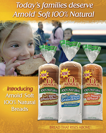 "<font size=""-3"">Arnold Bread, </font>"